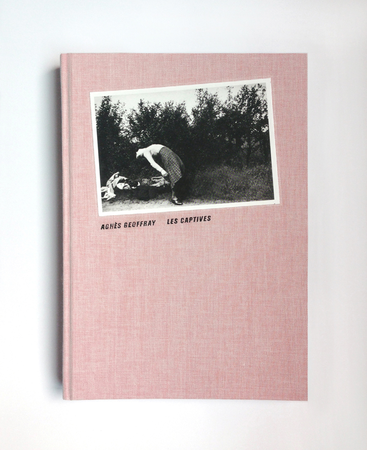 Artist book, LES CAPTIVES
